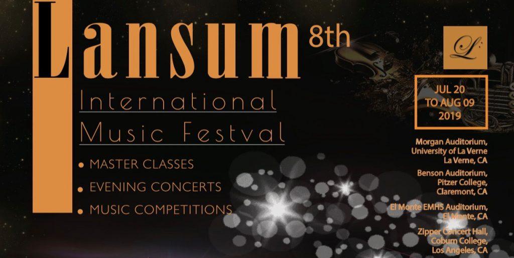 Lansum 8th International Music Festival