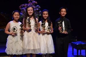 Ashley Dixon wins grand prize at the 2016 Fullerton College Ensemble Festival