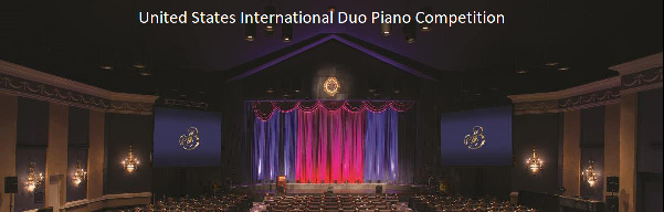 United States International Duo Piano Competition